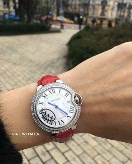 Брендовые женские часы Cartier фото