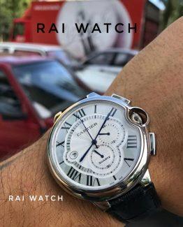 Брендовые мужские часы Cartier фото