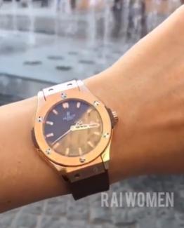 Брендовые женские часы Hublot фото
