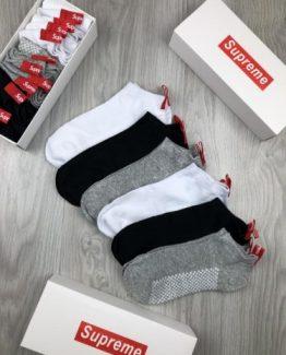 Комплект мужских носков Supreme фото