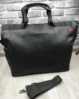 Мужская спортивная сумка Gucci фото