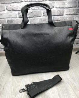 Мужская дорожная сумка Gucci фото