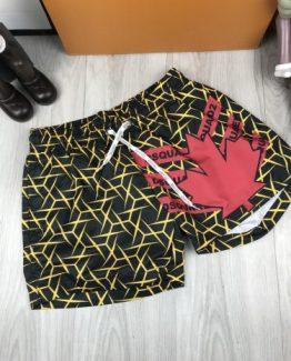 Мужские брендовые шорты Dsquared фото