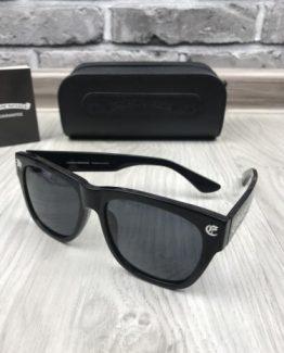 Мужские брендовые квадратные очки Chrome Hearts фото