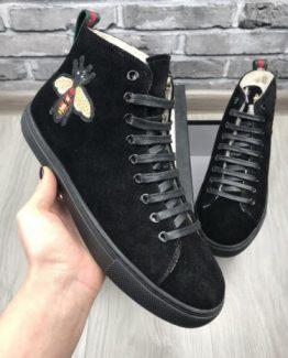 Мужские ботинки Gucci фото