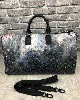 Мужская сумка для ношения в руках Луи Витон кожа фото