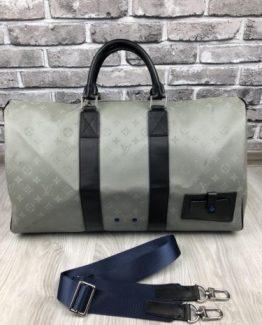 Мужская сумка для ношения в руках Луи Виттон кожа фото