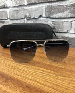 Мужские квадратные очки Chrome Hearts фото