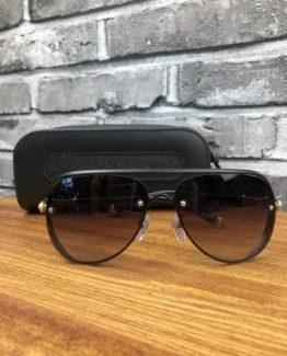 Мужские брендовые очки Chrome Hearts авиаторы фото