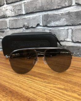 Брендовые солнечные очки Chrome Hearts фото