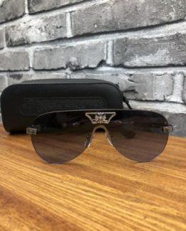 Мужские брендовые солнечные очки Chrome Hearts фото