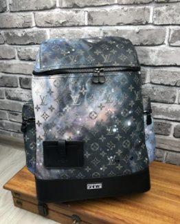 Мужской кожаный рюкзак Louis Vuitton фото