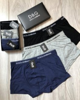 Брендовые мужские трусы Dolce Gabbana фото