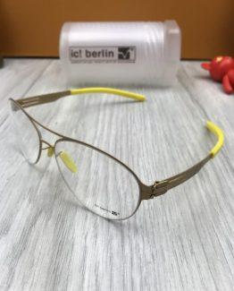 Мужские брендовые очки авиаторы Iceberg фото