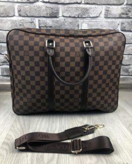 Мужская деловая сумка Луи Виттон фото