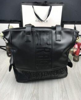 Мужская сумка для ношения в руках Bikkembergs фото
