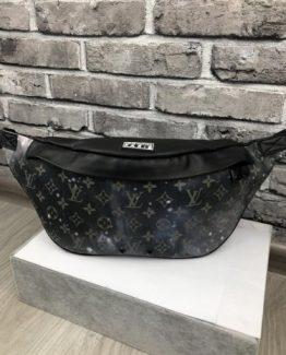 Мужская брендовая сумка на пояс Louis Vuitton фото