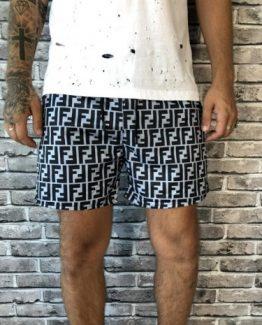 Мужские брендовые шорты Fendi фото