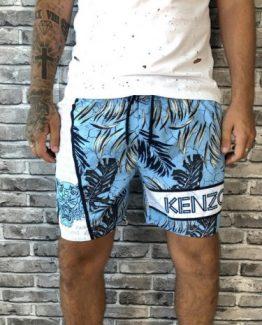 Мужские брендовые шорты Kenzo фото