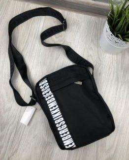 Брендовая сумка через плечо Bikkembergs фото