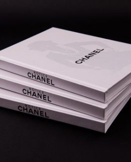Брендовый ежедневник Chanel White silhouette фото