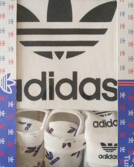Комплект для новорожденных Adidas 3 предмета 000.4300 фото