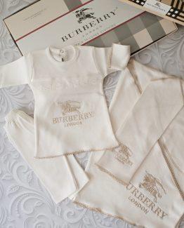 Комплект для новорожденных Burberry 000.4242 фото