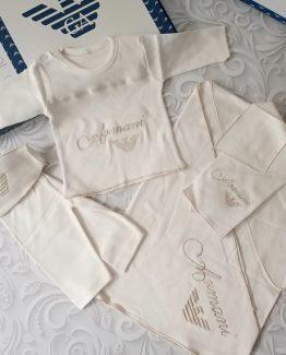 Комплект для новорожденных Armani 000.4236 фото
