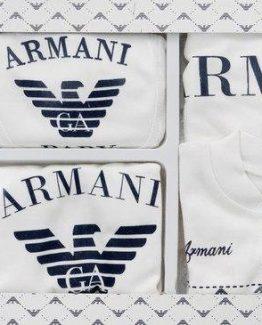 Комплект для новорожденных Armani из 7 предметов 000.4270 фото