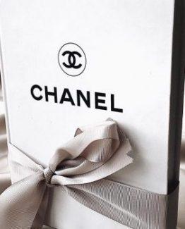 Брендовый блокнот Chanel White белый фото