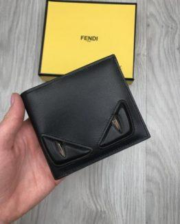 Портмоне Fendi черный 000.4533 фото