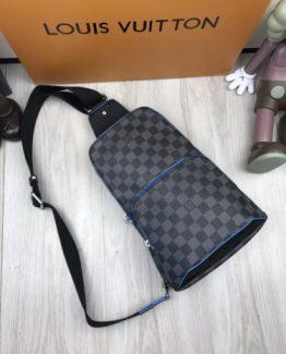 Мужская сумка рюкзак Louis Vuitton 000.4401 фото