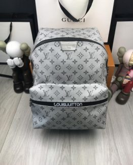 Мужские рюкзаки городские Louis Vuitton белый 000.4365 фото