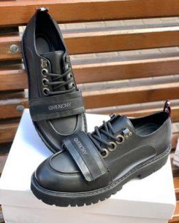 Мужские туфли GIVENCHY с липучкой 000.5031 фото