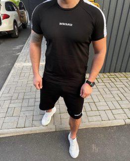 Мужской спортивный костюм летний Doberman 000.4893 фото