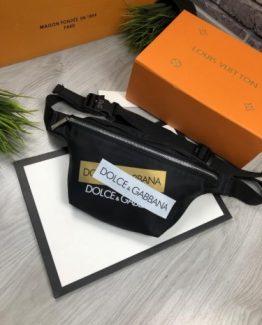 Мужская сумка на пояс DOLCE GABBANA 000.4976 фото