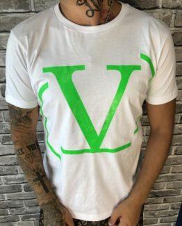 Мужская футболка VALENTINO 000.5088 фото