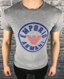 Мужская футболка ARMANI 000.5032 фото