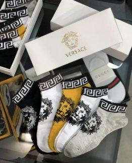 Мужские носки VERSACE разноцветные 000.4960 фото