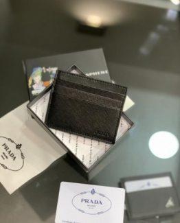 Мужской бумажник PRADA брендовый 000.4939 фото